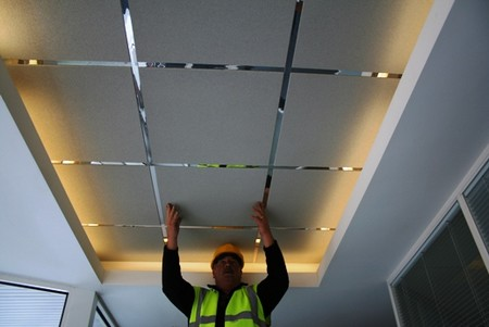 How to Use a Suspended Ceiling System Wisely  Suspended Ceiling1