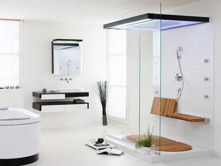 Use Shower Bathroom