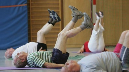 How to Choose Exercise for the Elderly  Exercise for Elderly