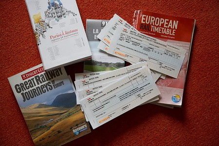 How to Get the Best from an Inter Rail Ticket in Europe  Inter Rail Ticket