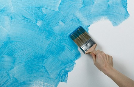 How to Paint a Wall  Paint Wall