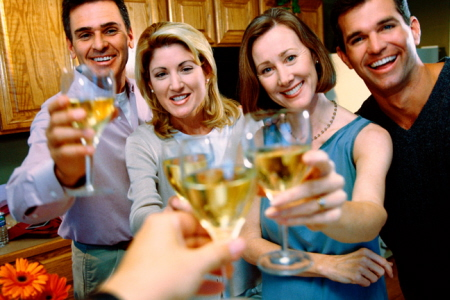 How to Pick the Right Wine for Dinner Party  Right Wine Dinner Party