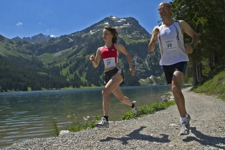 How to Get Health Benefit from Walking and Jogging  Walking and Jogging