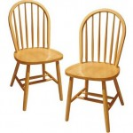 How to Lacquer a Plain Wooden Chair