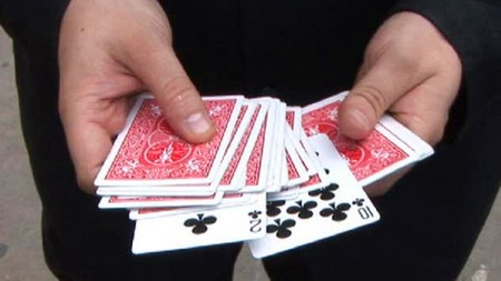 How to Perform the Cut Card Magic Trick Card Trick