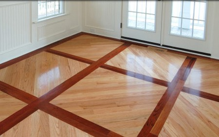 How to Refinish a Hardwood Floor Hardwood Floor