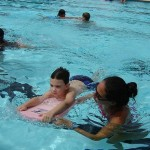 How to Discipline and Reward Children during Swimming Lessons