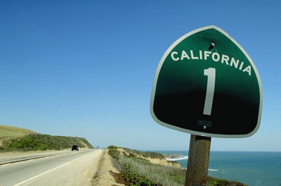 How to Have an Adventurous Long Drive CA Highway Sign