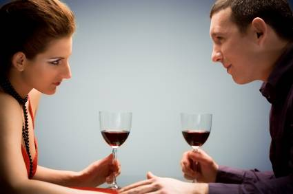 How to Get a Girl Back After a Break Up Couple Talking1