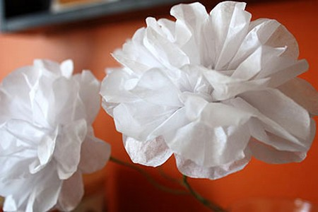 How to Build the Famous Paper Flowers of China Famous Paper Flowers