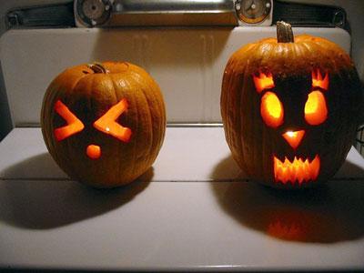 How to Carve a Halloween Pumpkin Halloween Pumpkin