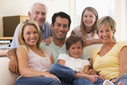 How to Make a Positive Impression with In Laws Happy Family
