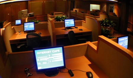 How to Set Up an Internet Cafe Internet Cafe