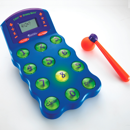 How to Choose the Electronic Educational Toys Math Game
