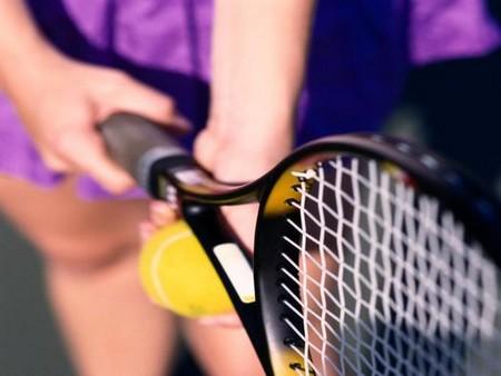 How to Serve a Tennis Ball Serve a Tennis Ball