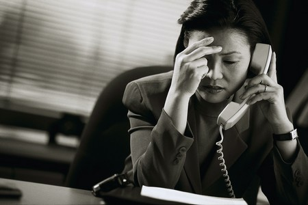 How to Banish Stress in your Life Stressed Woman