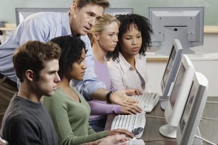 How to Teach a Computer Class Computer Class