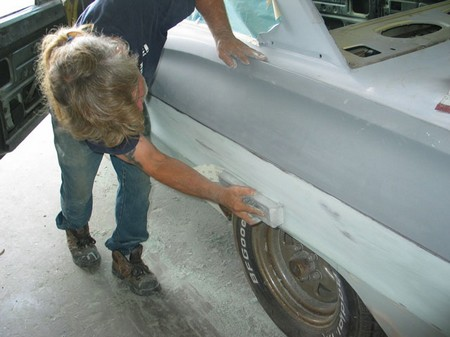 How to Get Paint Off of a Car