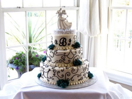 How to Serve a Wedding Cake Serve Wedding Cake