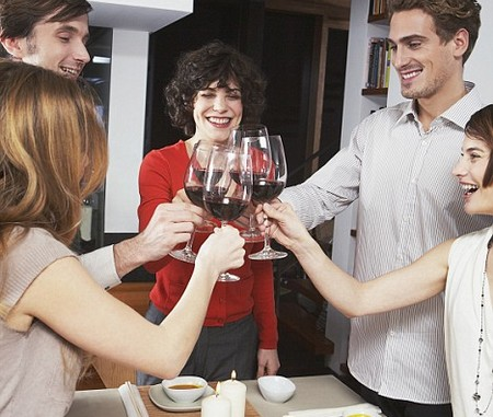 How to Choose the Perfect Wine for Your Dinner Party  Wine Dinner Party