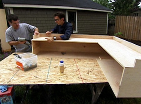 How to Build a Bench Build Bench