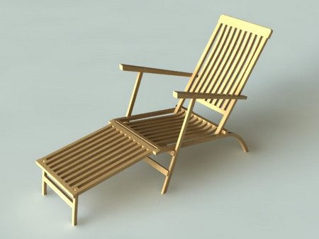 How to Build a Deck Chair Build Deck Chair