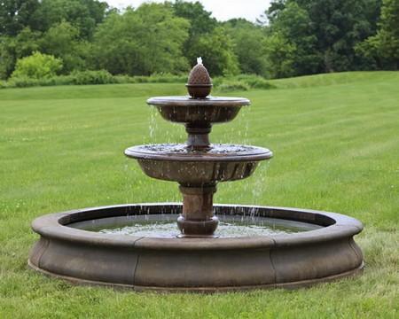 How to Build a Fountain Build Fountain