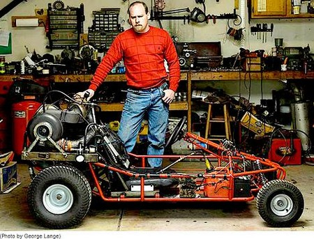 how to build a go cart in ontario