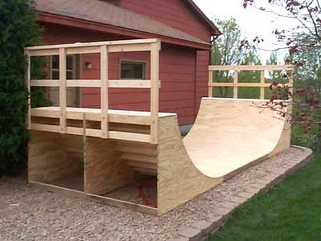 How to Build a Halfpipe Build Halfpipe