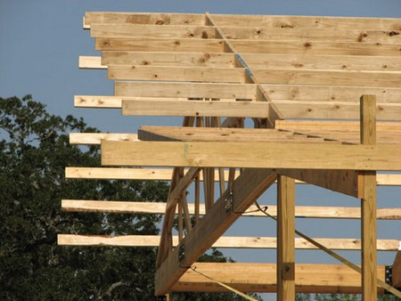 How to build a pole barn for How to build a pole shed step by step