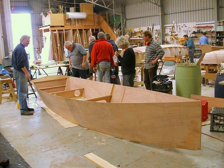 How to Build a Sailboat Build Sailboat