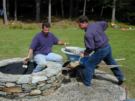 How to Build a Fire Pit Build a Fire Pit