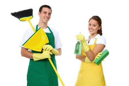 How to Have a Clean House Everyday Cleaning House