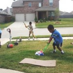 How to Involve your Kids in Yard Work