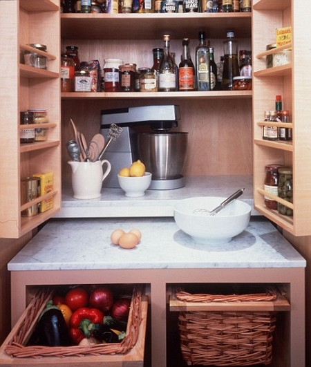 How to Stock your Larder with Organic Goods  Larder with Organic goods