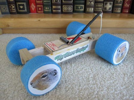 How To Build A Mousetrap Car