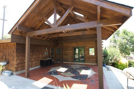 How To Build A Patio Roof