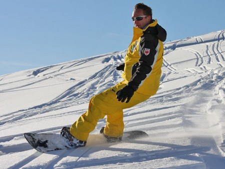 How to Snowboard Snowboard