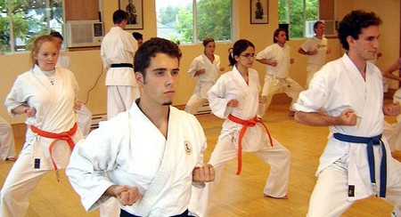 How to Warm Up to a Class in Martial Arts  Warm Up