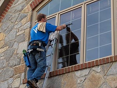 How to Use Ladders for Window Cleaning  Window Cleaning