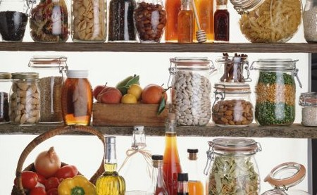 How to Stock your Larder with Organic Goods  stock