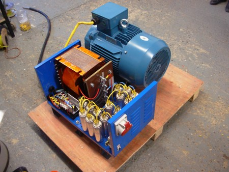 How to Build a Static 3 Phase Converter 3 Phase Converter