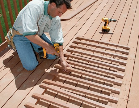 How to Build Deck Railing