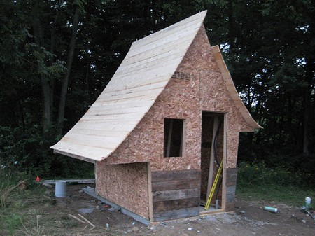 How to Build an Outhouse Build Outhouse