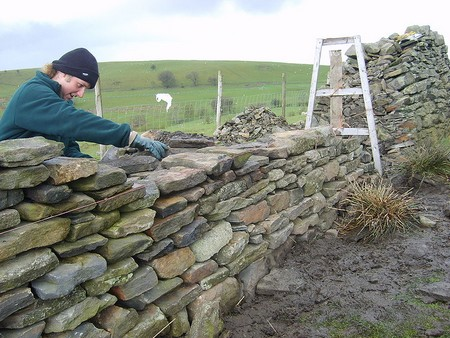 How to Build a Stone Wall  Build Stone Wall