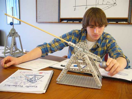 How to Build a Trebuchet Build Trebuchet