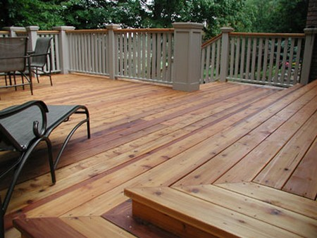 How to Build a Wooden Deck Build Wooden Deck 5