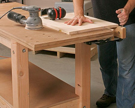 How to Build a Work Bench Build Work Bench