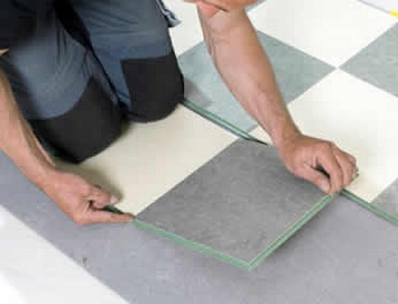 How to Install Large Tiles Install Large Tiles