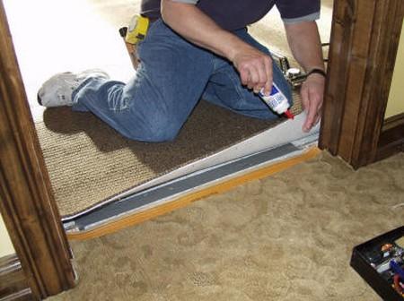 How to Install and Repair Carpet Install Repair Carpet 5